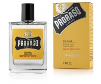 Мужской одеколон Proraso WOOD AND SPICE