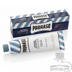 Proraso, крем для бритья All Beard Types, Алоэ Вера