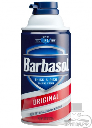 Крем-пена Barbasol Originals 283 гр