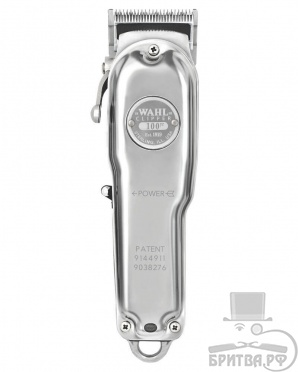 Триммер Wahl 100-year clipper серебристый
